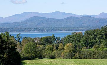 Lake Champlain Valley