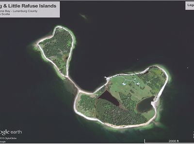 Photo of Valuing Unique Properties - Rafuse Islands