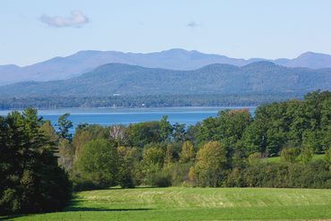 Photo of Lake Champlain Area, Shelburne, Charlotte, VT