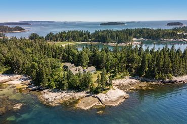Photo of 77 Fifield Point Road Stonington, ME 04681