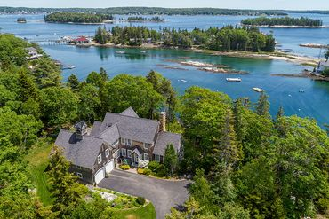 Photo of 256 Cape Newagen Road Southport, ME 04576