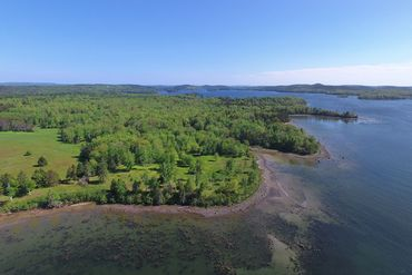 Photo of 0 Henry's Point Road Brooksville, ME 04617