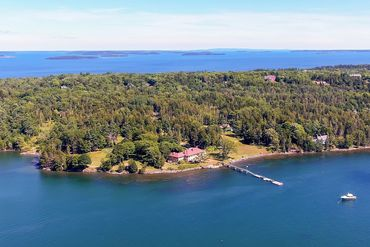 Photo of 135 West Shore Drive Islesboro, ME 04848