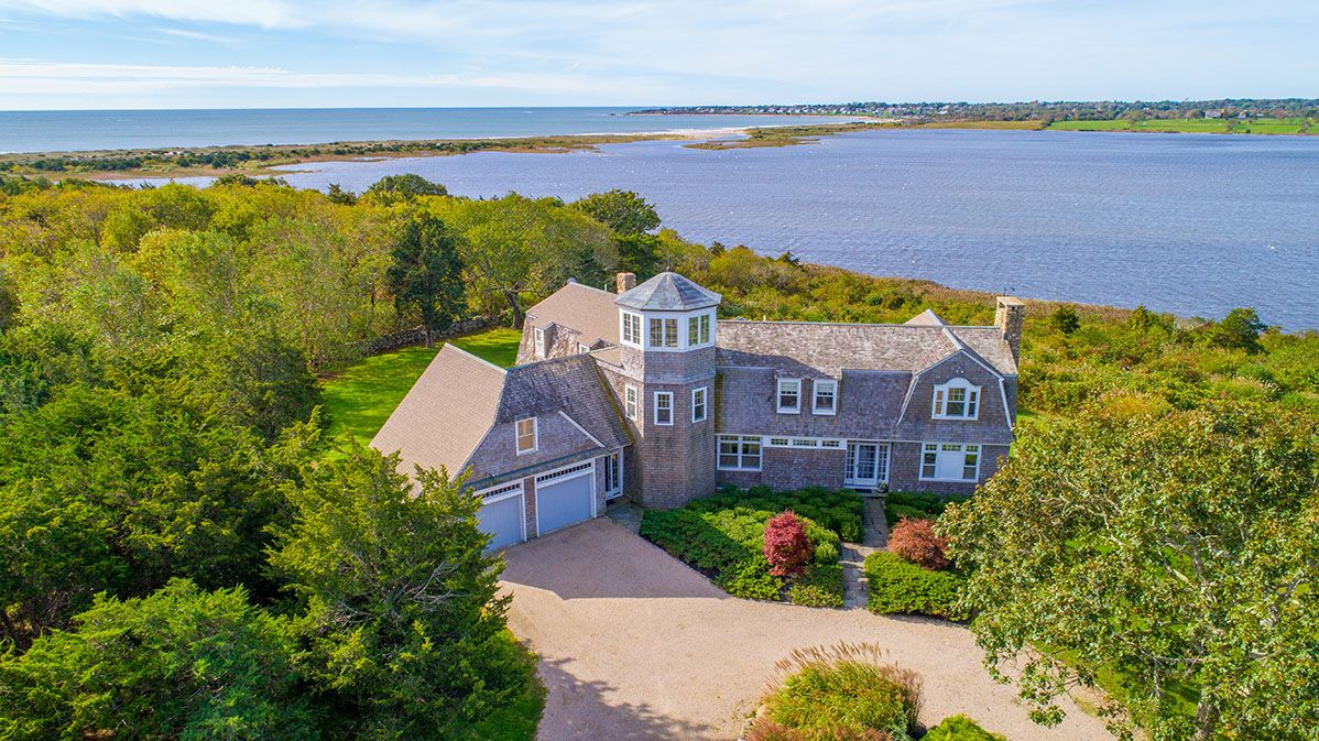 Single Family Home for Sale at Little Compton Ocean View 22 Ellsworth, Little Compton, Rhode Island 02837 United States