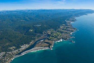Photo of Mendocino and Sonoma Counties, CA