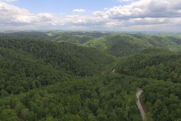 Photo of Clay and Nicholas Counties, WV