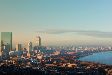Photo of Boston's Back Bay, Beacon Hill, Waterfront, MA